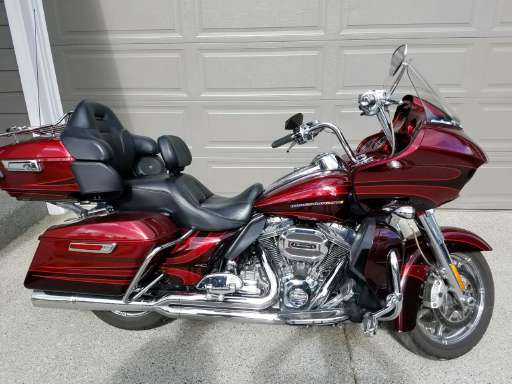 HARLEY--DAVIDSON ROAD GLIDE CVO ULTRA For Sale: 22