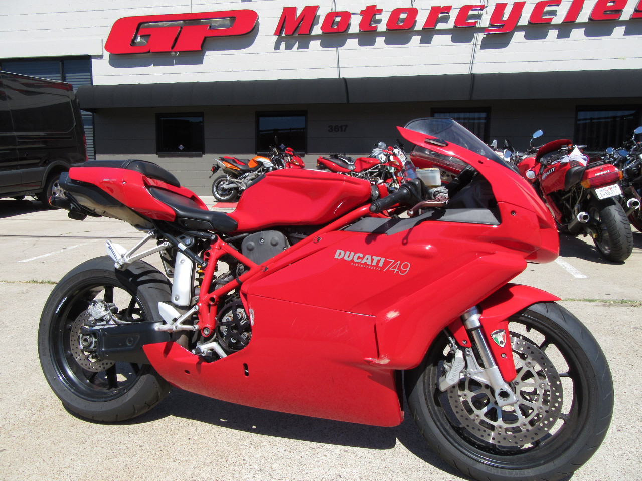 3 Ducati Superbike 749 Mini Motorcycles For Sale 2005 Wiring Harness