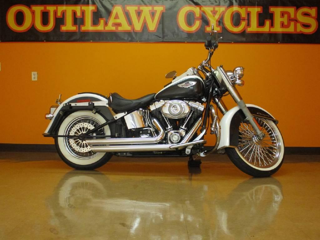2008 Harley Davidson FLSTN Softail Deluxe