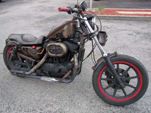 1992 Harley Davidson SPORTSTER Competition Motorcycles For Sale In TAMPA