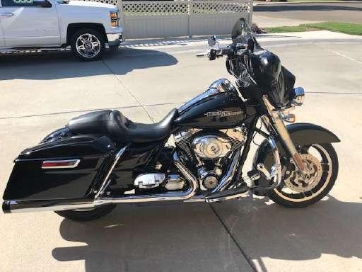 247 2012 Harley-Davidson STREET GLIDE Motorcycles For Sale