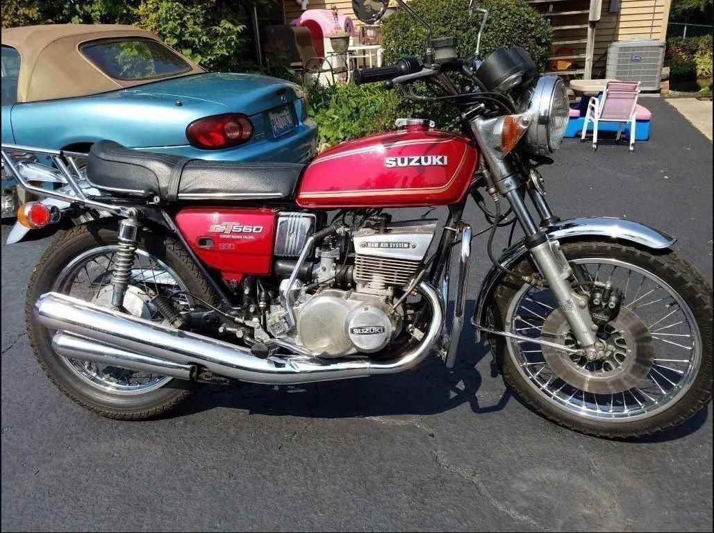 16993 Suzuki Motorcycles For Sale Speedometer Assy Spin 125