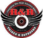 R & R Trikes & Outdoors Logo