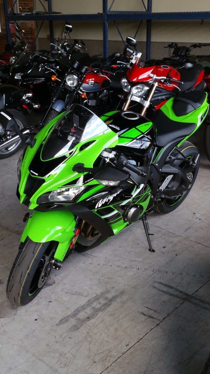 Florida 737 Used Kawasaki Snowmobile Trader Ninja 300 Tarmac Full Exhaust System Carbon Fiber