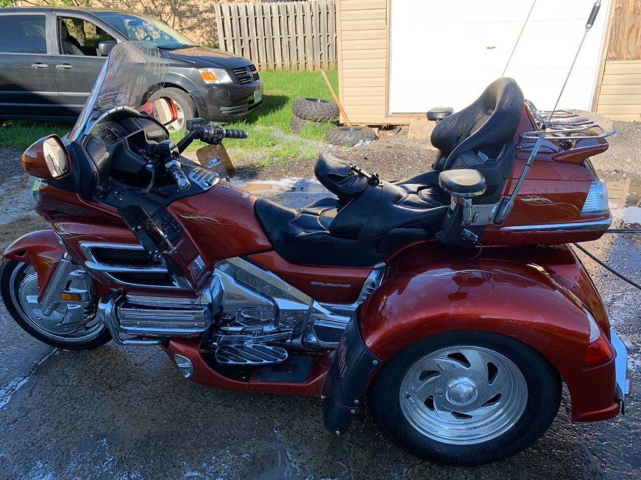 223 Honda Gold Wing 2001461 Motorcycles For Sale Cycle Trader Heated Grips Goldwing Wiring Diagram
