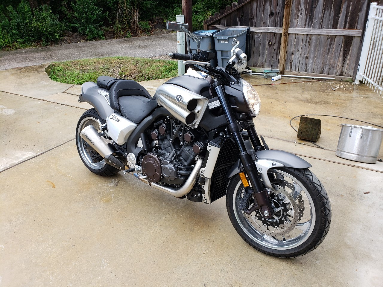 Texas 10 Yamaha Vmax Motorcycles For Sale Cycle Trader Fuel Filter