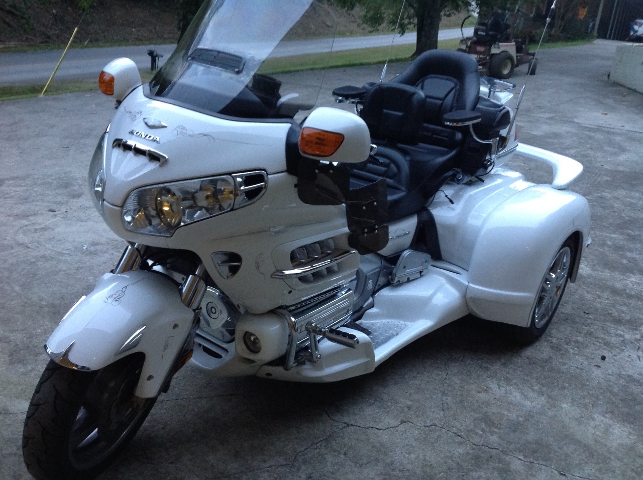 227 Honda Gold Wing 2001461 Motorcycles For Sale Cycle Trader 1200 Goldwing Wiring Diagram