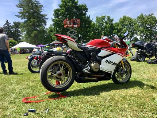 38 Ducati Superbike 1299 Panigale S Cycle Trader