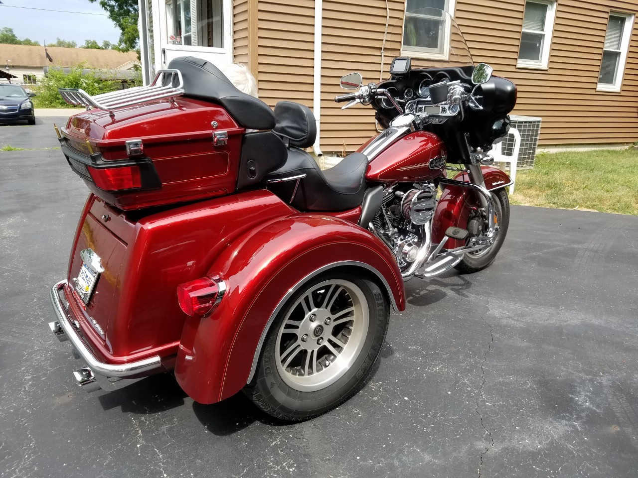 Michigan 258 Trike Motorcycles Near Me For Sale Cycle Trader