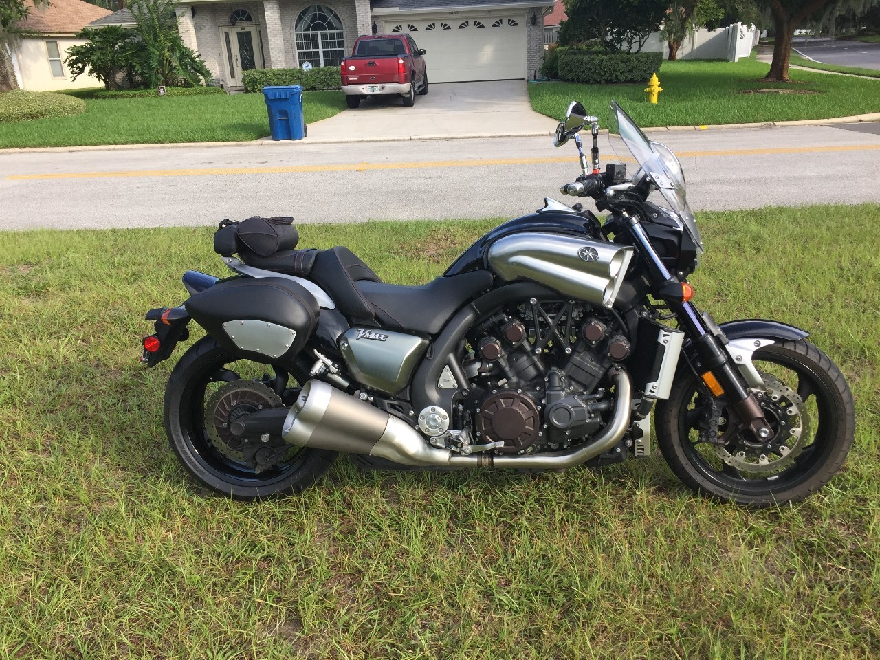 10 S VMAX 1700 Exhaust Motorcycles For Sale - Cycle Trader