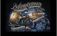 Minuteman Harley-Davidson Logo