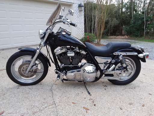705 classic vintage motorcycles for cycle trader 1989 harley davidson super glide dyna custom in slidell