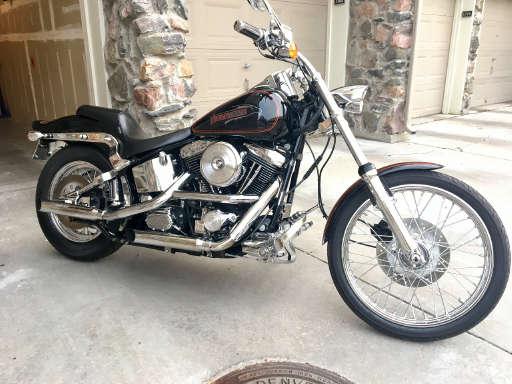 1991 Harley Davidson SOFTAIL CUSTOM In Greenwood Village CO