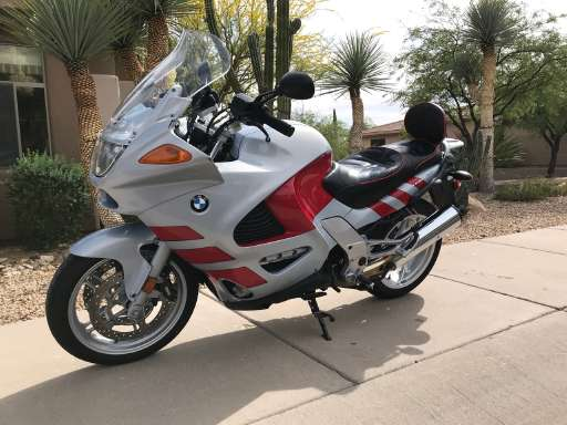 28 Bmw K 1200 Rs Motorcycles For Sale Cycle Trader