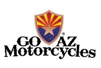 GO AZ Motorcycles Peoria Logo
