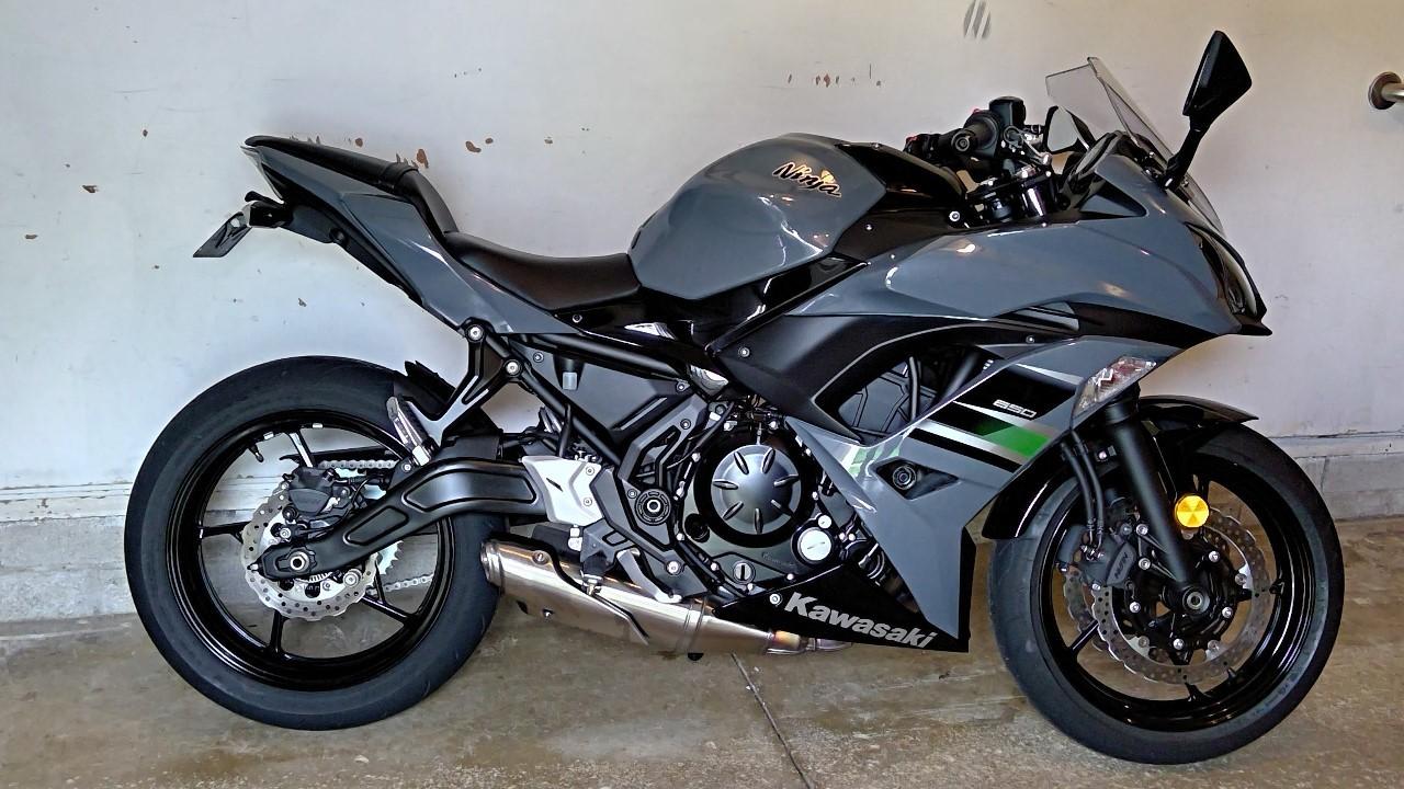 2018 Kawasaki Ninja 650 Lexington Oh Cycletrader Com