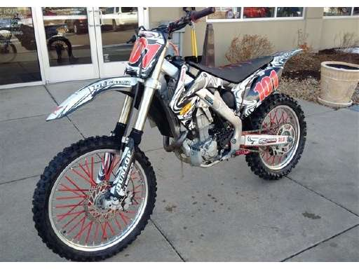ee89bcb66a2 2 Used Honda CFR Dirt Bike Motorcycles For Sale - Cycle Trader