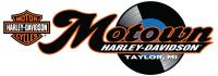Motown Harley Davidson Logo