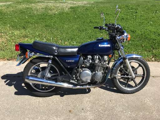 4 Kawasaki Kz 650 Motorcycles For Sale Cycle Trader