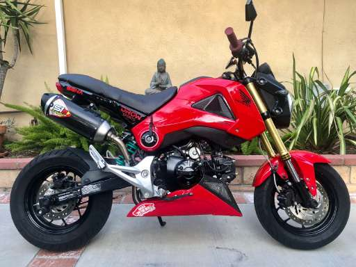 23 Used Honda GROM 125 Motorcycles For Sale - Cycle Trader