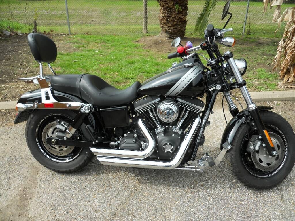 2017 Harley Davidson Fat Bob Dyna