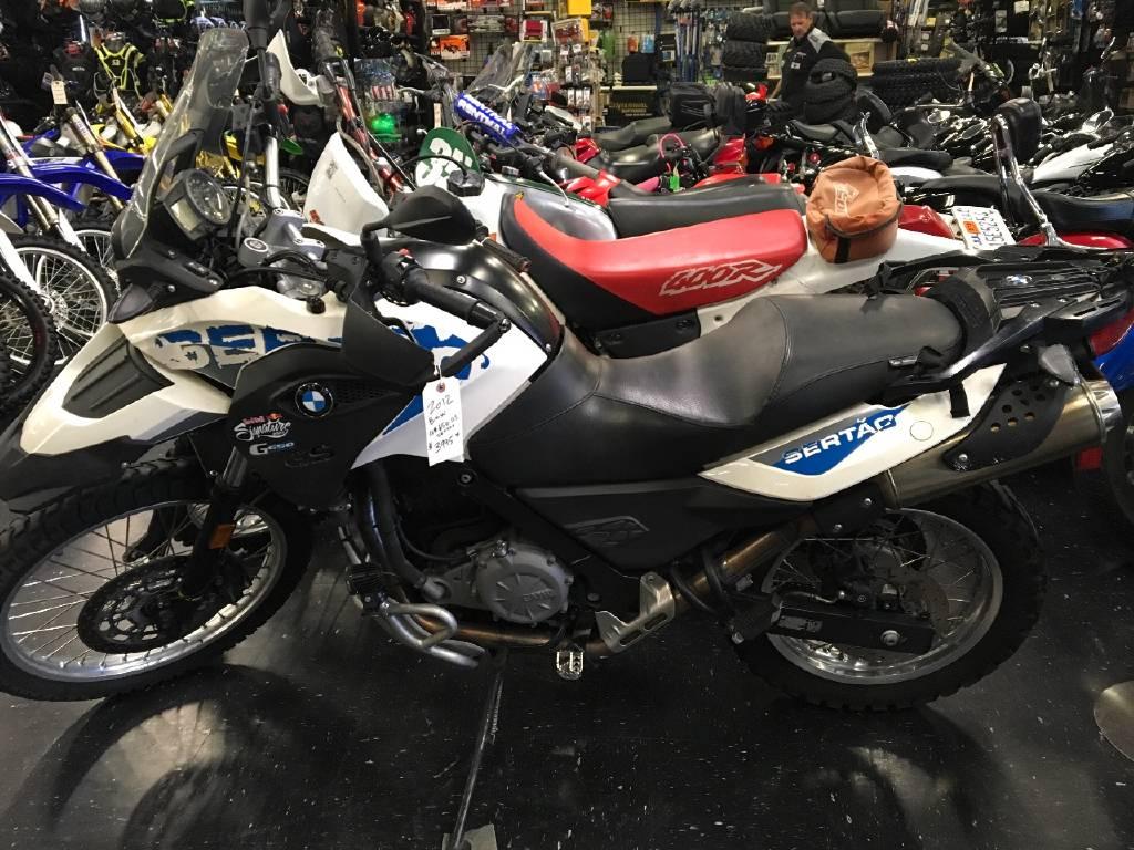 2012 Bmw G 650 Gs Lancaster Ca Cycletrader Com