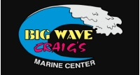Big Wave Craig's Logo