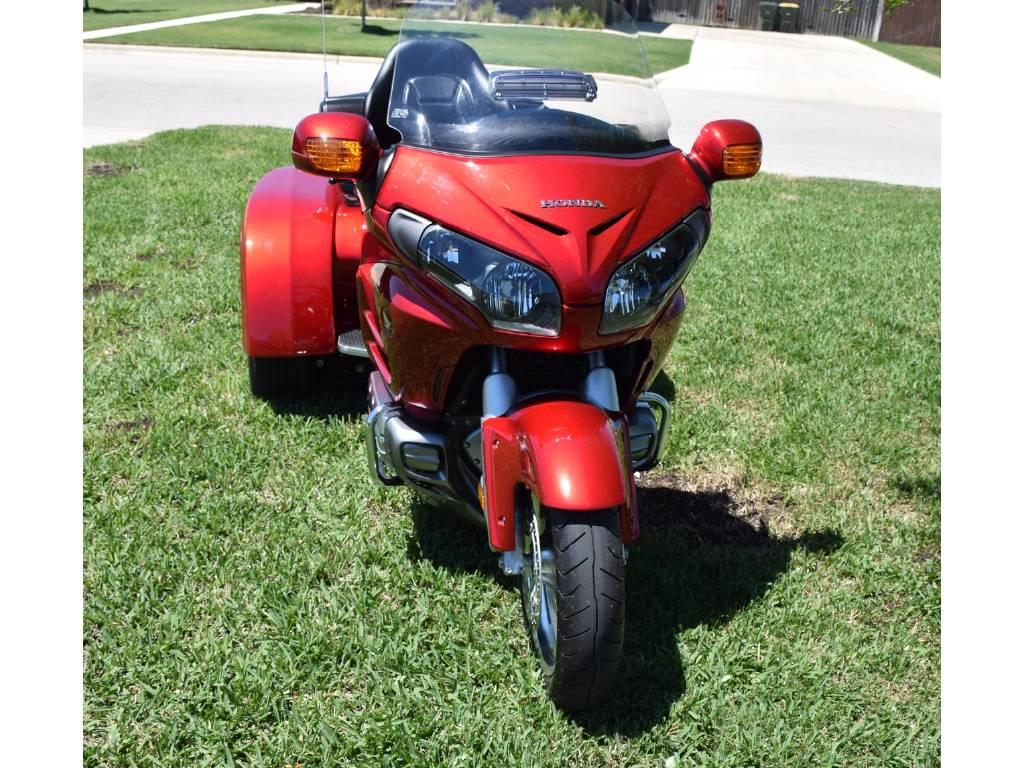 2017 Honda GOLD WING 1800 TRIKE, Salado TX - - Cycletrader com