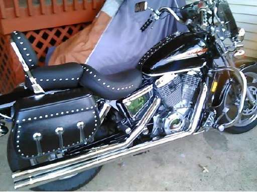 32 Honda Shadow Spirit 1100 Motorcycles For Sale Cycle Trader