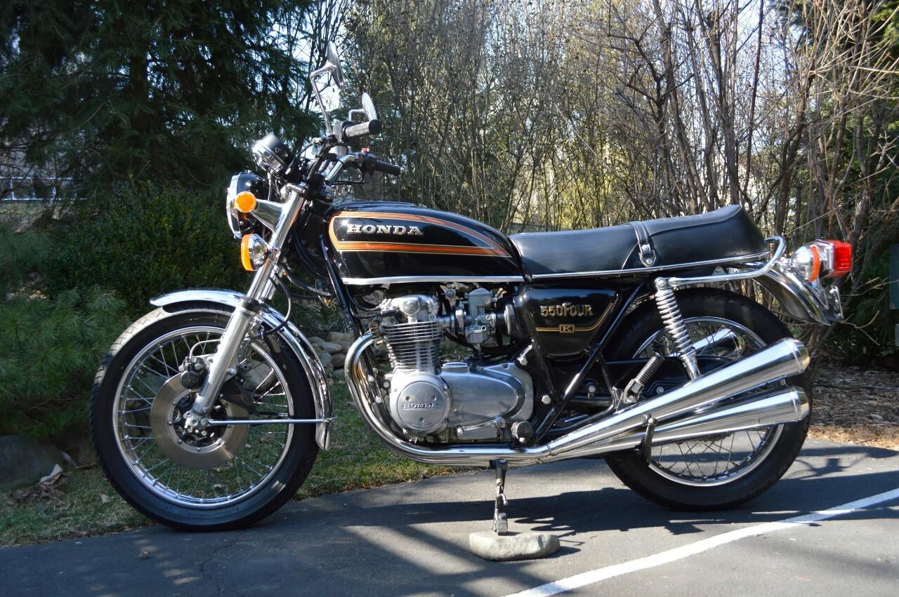 5 1978 Honda CB 750 Cafe Racer - Cycle Trader