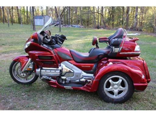 Md 2008 Honda Gold Wing 1800 Trike In Hollywood