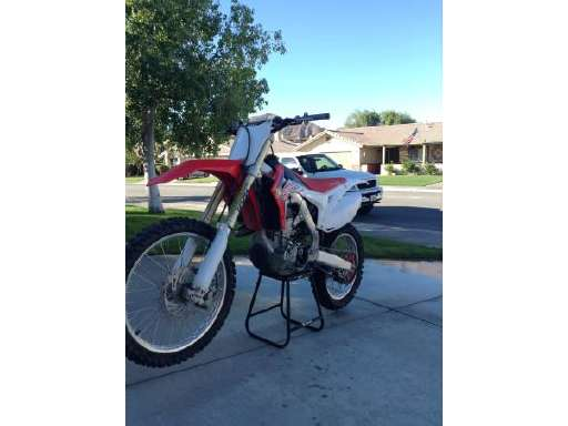 962 Honda Crf 450r Motorcycles For Sale Cycle Trader