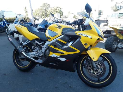 6 Honda Cbr 600f4i1 Motorcycles For Sale Cycle Trader