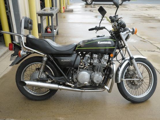 Kz 650 For Sale - Kawasaki Motorcycle,Trailers - ATV Trader