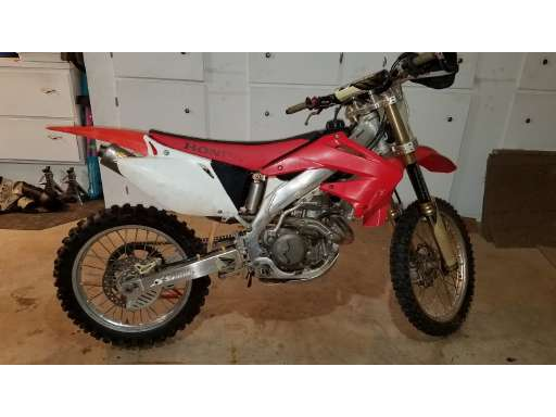 Super 2 2004 Honda Crf450 450R Crf 450 Cr Cycle Trader Inzonedesignstudio Interior Chair Design Inzonedesignstudiocom
