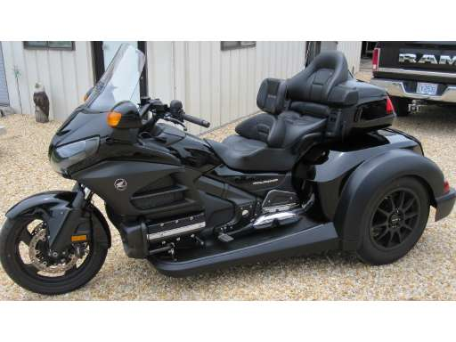 2017 Honda Gold Wing 1800 Trike In Kenansville Nc