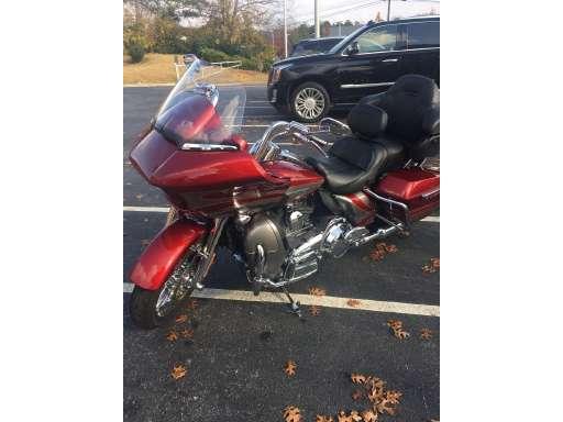 103 Harley Davidso ROAD GLIDE CVO ULTRA - Cycle Trader