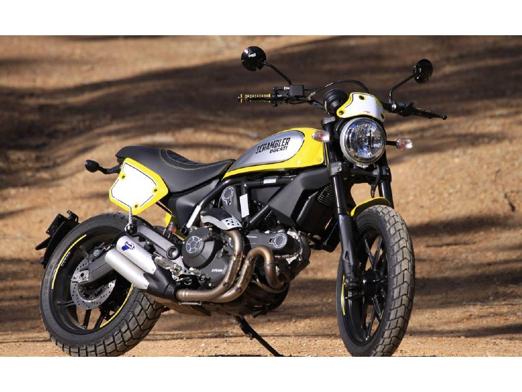 2016 Ducati Scrambler Flat Track Pro Overland Park Ks