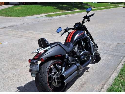 115 Harley Davidson Night Rod Special Cycle Trader
