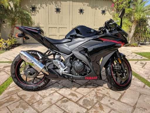 Redondo Beach - 1 2015 Yamaha YZF R3 Near Me - Cycle Trader