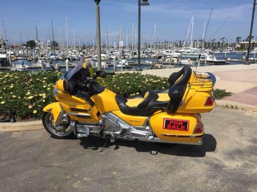 Kelley Blue Book Snowmobile >> 2002 Goldwing GL1800 Trike For Sale - Honda Motorcycles ...