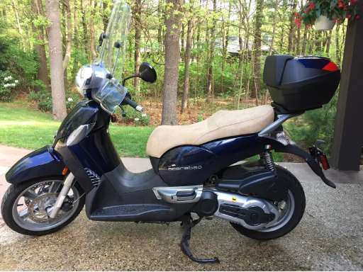 7 Aprilia Scarabeo Scooter Motorcycles For Sale Cycle Trader