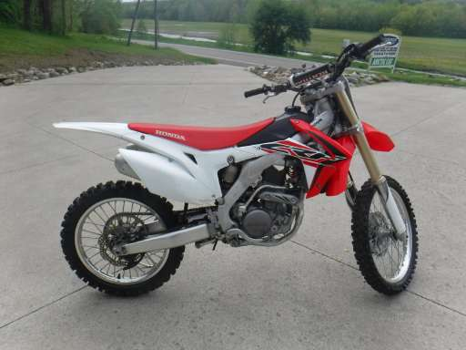 678 Honda Crf 250r Motorcycles For Sale Cycle Trader
