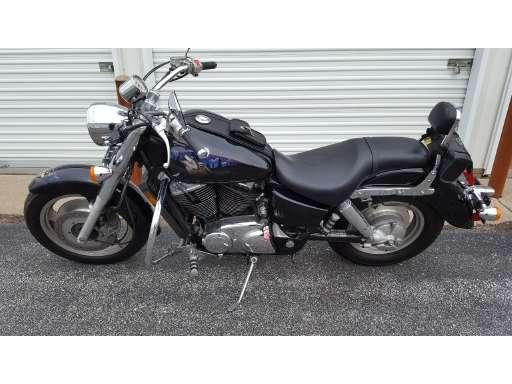 18 Honda Shadow Custom Motorcycles For Sale Cycle Trader