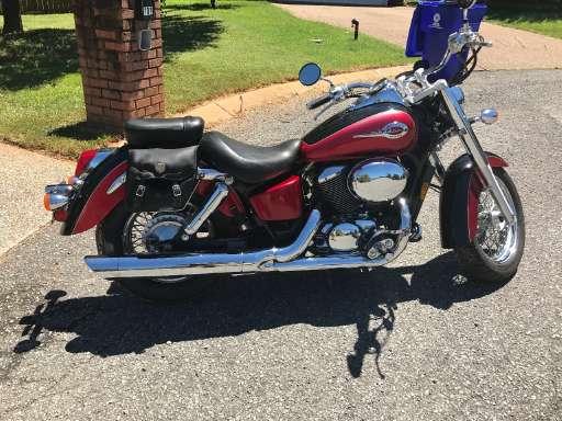 2278 Honda Shadow Motorcycles For Sale Cycle Trader