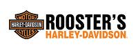 Rooster's Harley-Davidson Logo