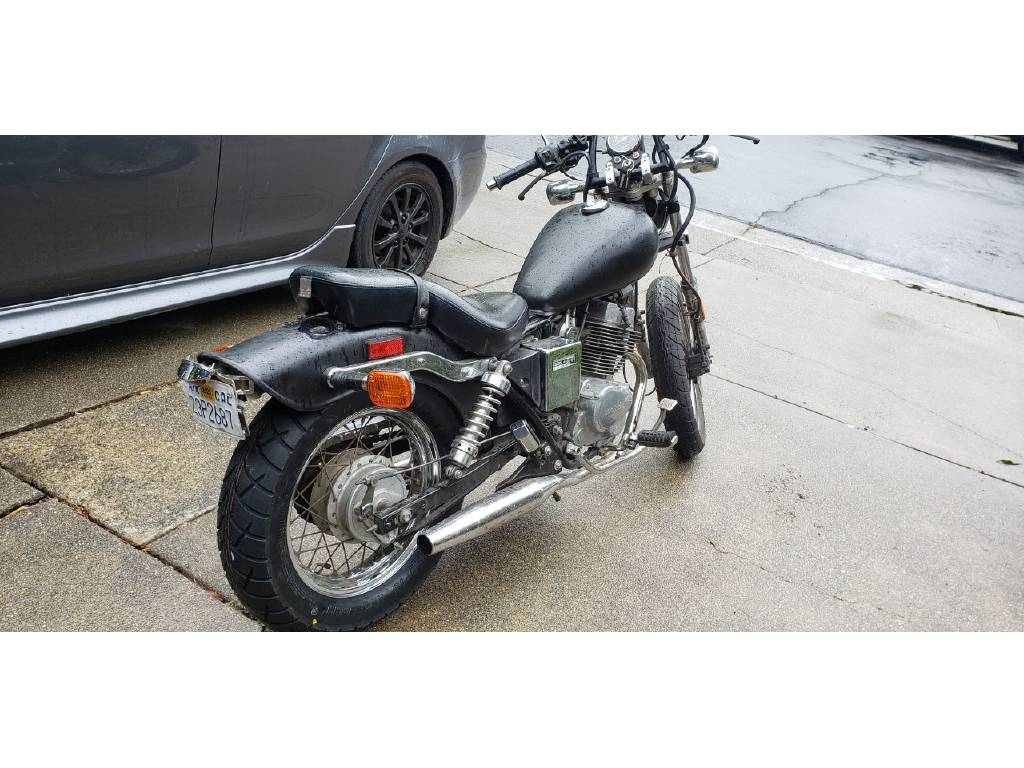 Honda Fairfield Ca >> 1985 Honda Rebel Fairfield Ca Cycletrader Com