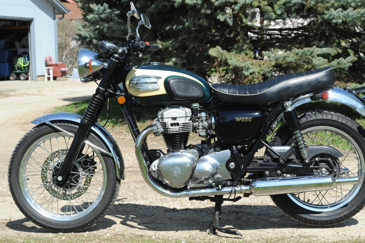 307 Kawasaki W650 Motorcycles For Sale Cycle Trader