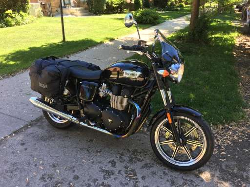 6 Triumph Bonneville Se Motorcycles For Sale Cycle Trader