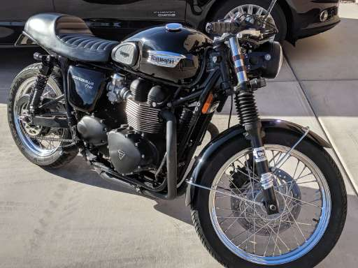 2107 Triumph Bonneville Motorcycles For Sale Cycle Trader